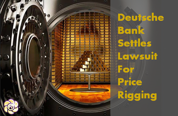 "Deutsche bank settles lawsuit for price rigging, turns ""state's evidence"" on other banks"