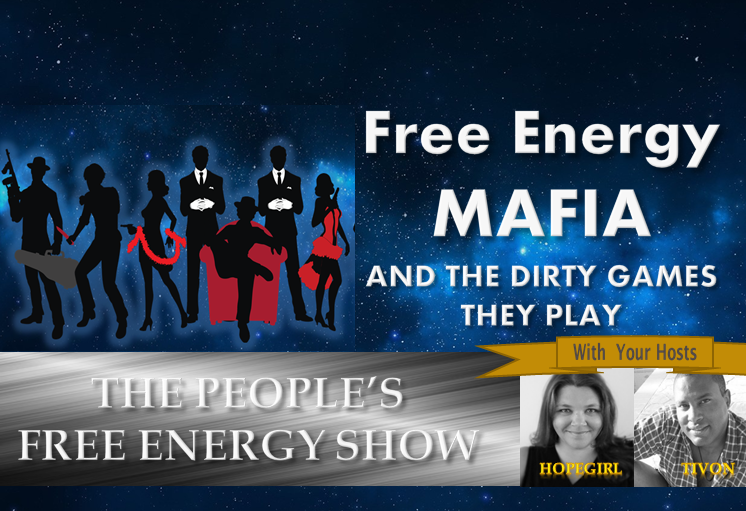 Free Energy Mafia and the Dirty Games They Play.