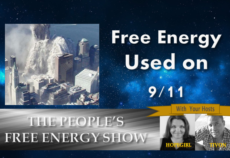 Free Energy used on 9/11(Video)