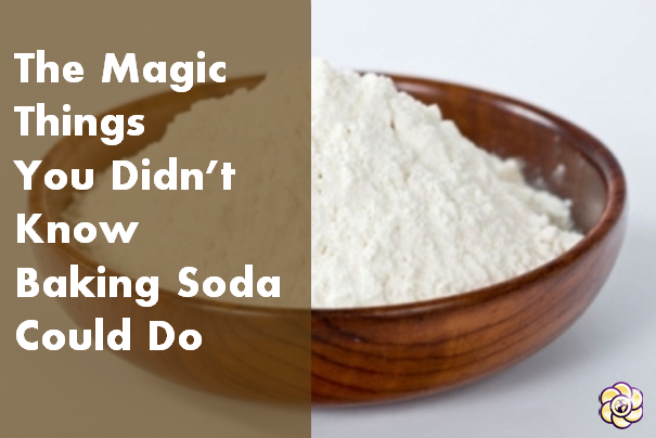 The magic baking soda: things you didn't know baking soda could do
