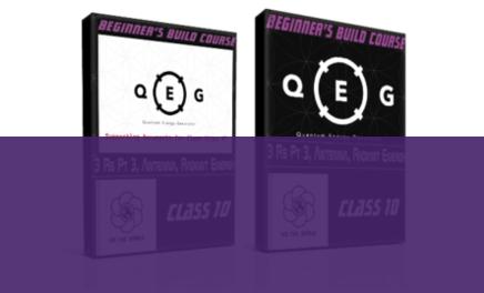 QEG Online Classes