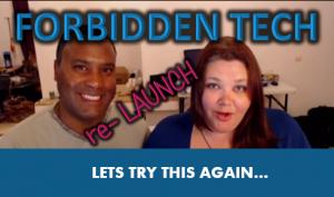 forbidde tech relaunch