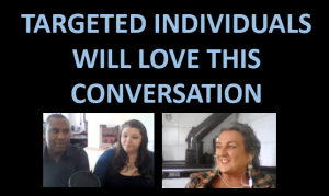 targeted individuals will love this conversation...
