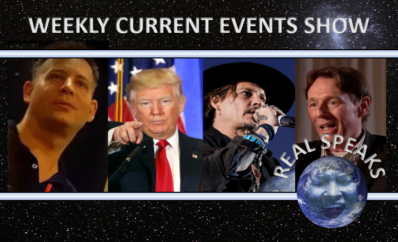 CNN Leaks, Celebrities Joke About Assassinating Trump, More Pedophile Arrests, Dutch Banking Whistleblower Exposed Elite and More on Real Speaks Current Events News Show