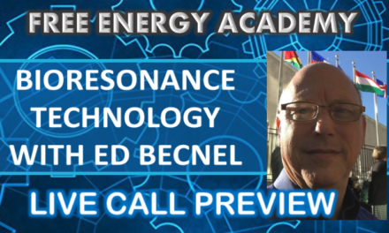 QEG Update and Bioresonance Generator (video)