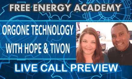 QEG Tuning and Orgonite Free Energy Academy Live Call (Preview)