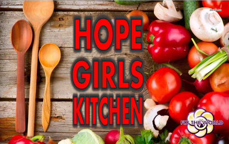 HopeGirls Kitchen: How to Make Sauerkraut (video)