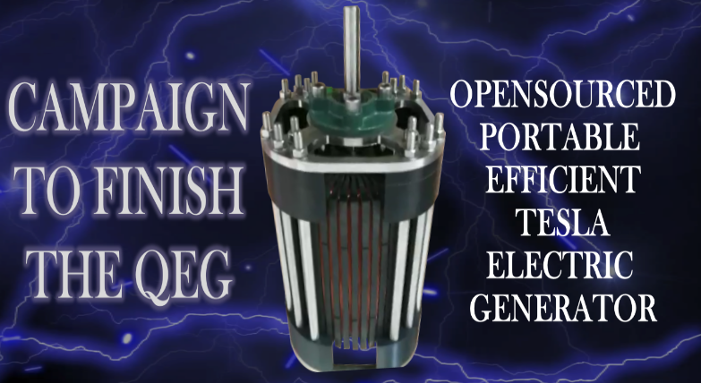 Campaign to Finish the QEG