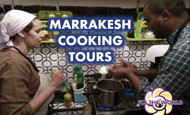 Marrakesh Cooking Tours