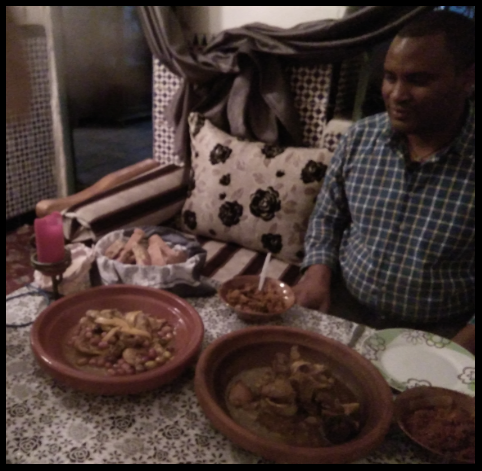 dinner-time-Marrakesh-cooking-tours Marrakesh Cooking Tours