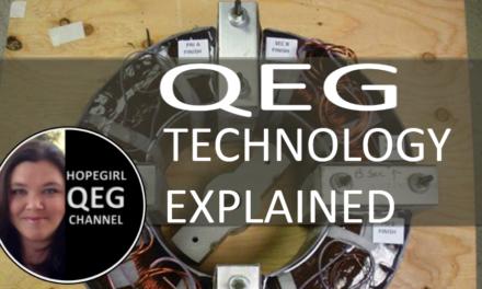 QEG Technology Explained By Hopegirl (New Video 2018)