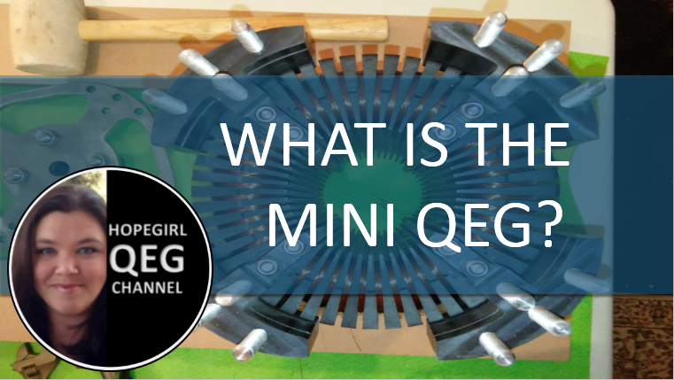 What is the Mini-QEG? (Video)