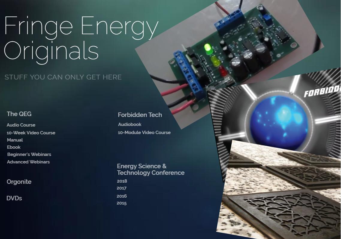 fringe-energy-originals Fix The World Updates for 2019
