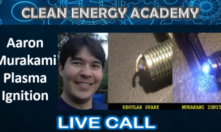 Aaron Murakami Plasma Ignition Systems Interview