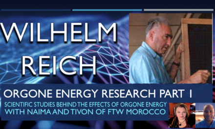 Orgone Energy Research Part 1 Wilhelm Reich Infant Trust (Video)
