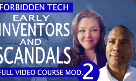 Early Inventors and Scandals (Video)