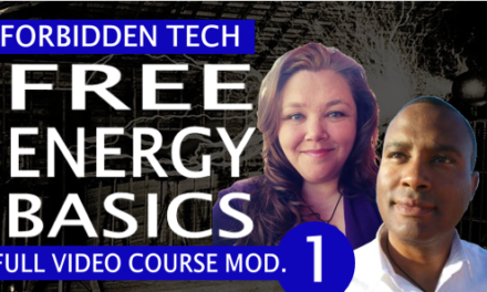 FREE ENERGY BASICS (Video)