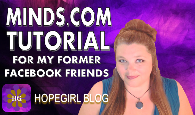 Follow Me on Minds.com A Tutorial I made For my Former Facebook Friends
