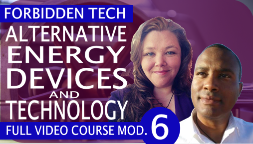 Alternative Energy Devices (Video)