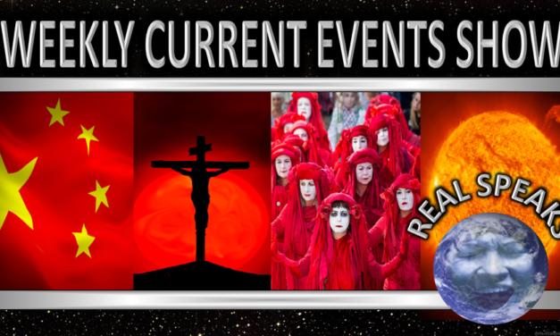 Chinese Trade Wars, Communism Vs. Christianity, PG&E Fires, Grand Solar Minimum, Extinction Rebellion
