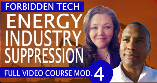 Energy Industry Suppression (Video)