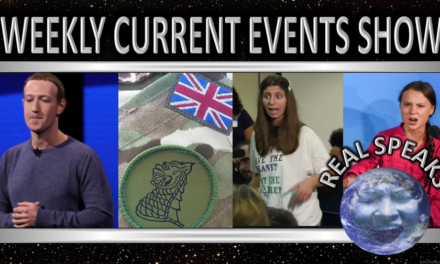 Facebook Leaks, UK Psyops Brigade, Greta's Link to Soros and Eat the Babies Prank. Real Speaks Current Events Show