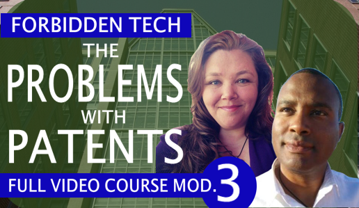 The Problem With Patents (Video)
