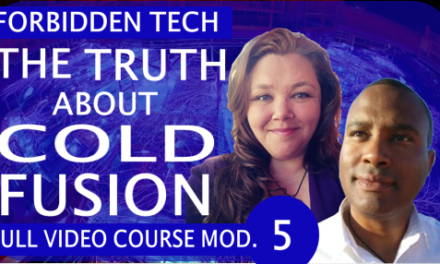 The Truth About Cold Fusion (Video)