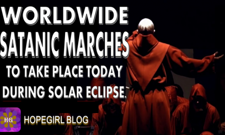 World Wide Satanic Marches to take Place Today During Solar Eclipse June 21