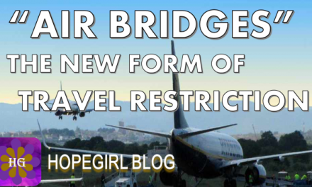 """Air Bridges"" The New Form of Travel Restriction"