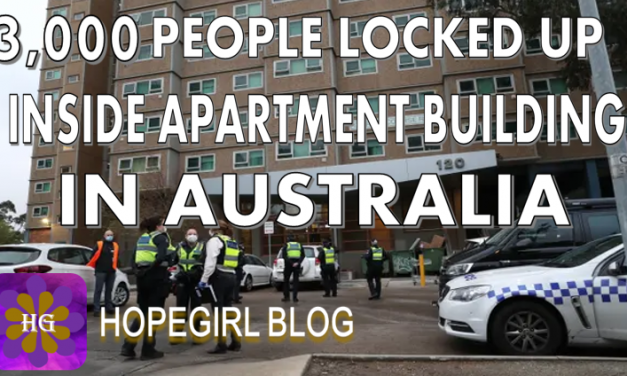 3,000 People Locked Inside an Apartment Complex in Australia