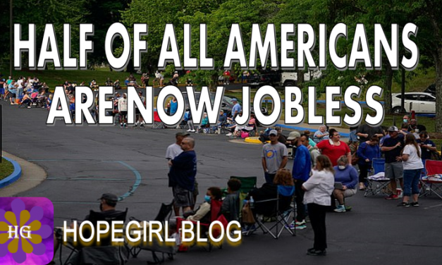 Its Official: Half of America is Jobless.