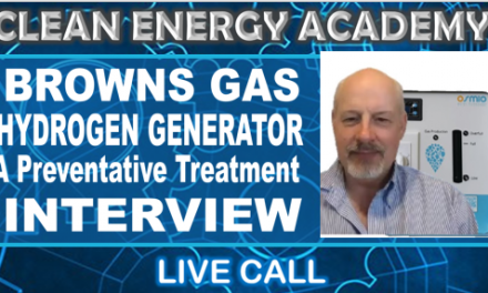 Brown's Gas Covid Preventative Treatment Interview Live Call With George Wiseman Sunday August 16th, 2020 @ 5PM EST
