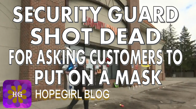 Security Guard Shot Dead For Asking Customers to Put on a Mask