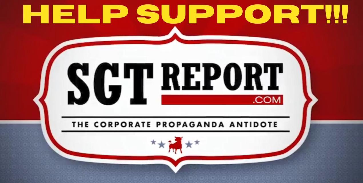 SGT Report DE-platformed. How we can help.