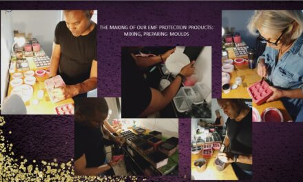 Behind the Scenes of our Handmade Products Workshop 2021 (Video)