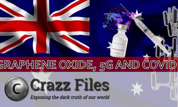 Hope and Tivon Australia Crazz File Podcast Graphene Oxide in the Covid Shots