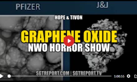 NWO Horror Show. Graphene Oxide